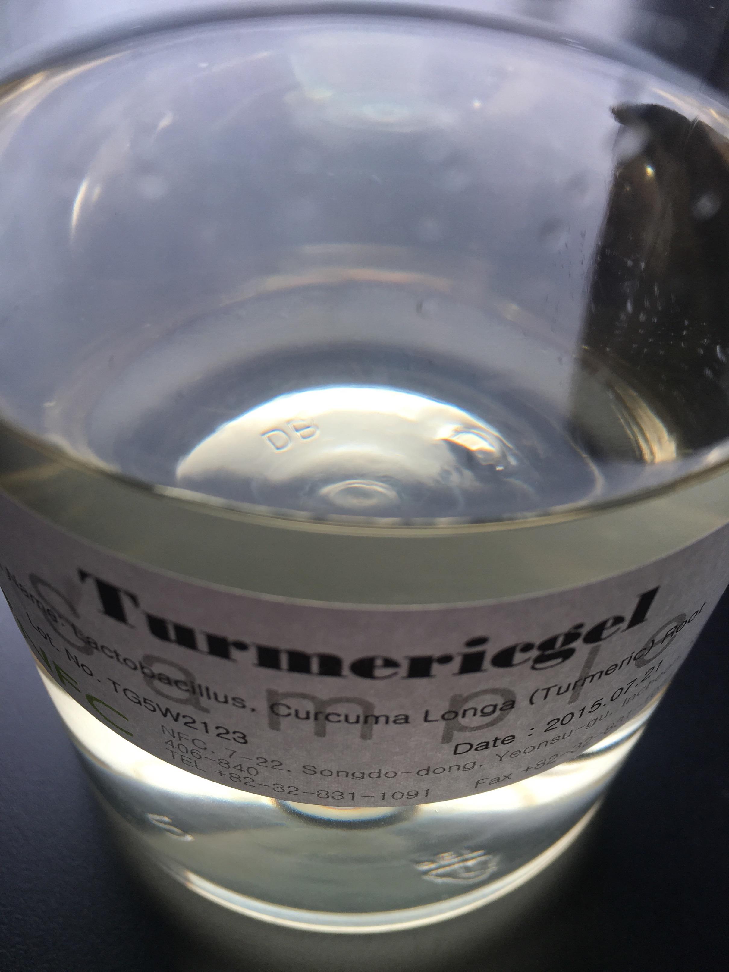 Turmericgel